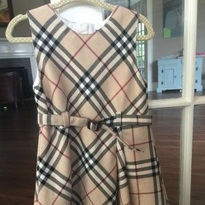 Burberry 18 Month Dress